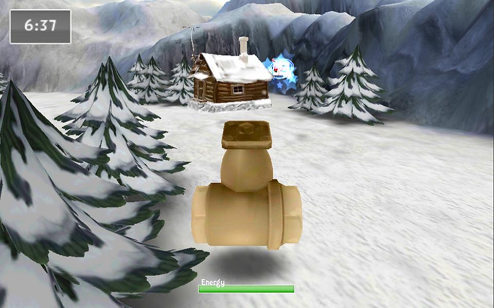 Screenshot RuB Raider